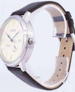 市民スーパー チタン自動 NJ0090-13 P メンズ腕時計