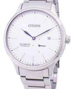 市民スーパー チタン自動 NJ0090-81 a メンズ腕時計