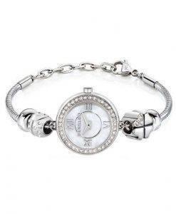 Morellato 滴水晶ダイヤモンド アクセント R0153122589 レディース腕時計