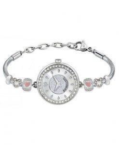 Morellato 滴水晶ダイヤモンド アクセント R0153122592 レディース腕時計