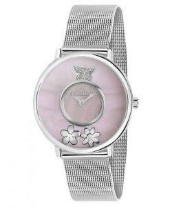 Morellato 水晶ダイヤモンド アクセント R0153150501 レディース腕時計