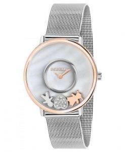 Morellato 水晶ダイヤモンド アクセント R0153150508 レディース腕時計
