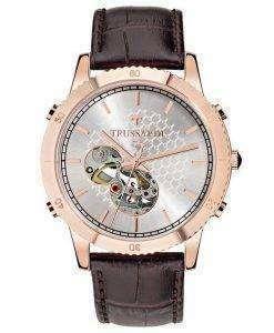 トラサルディ T スタイル自動 R2421117001 メンズ腕時計