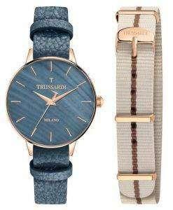 トラサルディ T 進化石英 R2451120506 レディース腕時計