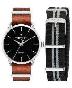 トラサルディ T 進化石英 R2451123006 メンズ腕時計