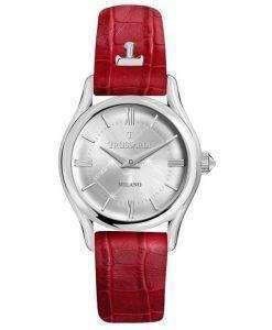 トラサルディ T 光アナログ クオーツ R2451127502 レディース腕時計