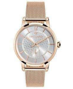 トラサルディ T 属石英 R2453113501 レディース腕時計