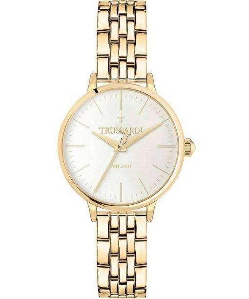トラサルディ T 太陽水晶 R2453126501 レディース腕時計