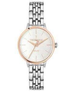 トラサルディ T 太陽水晶 R2453126503 レディース腕時計