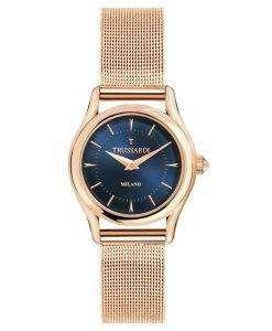 トラサルディ T 光水晶 R2453127502 レディース腕時計