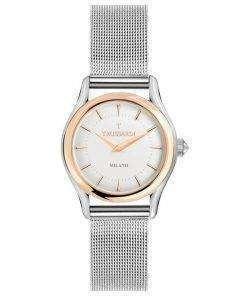 トラサルディ T 光水晶 R2453127503 レディース腕時計