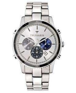 トラサルディ T スタイル クロノグラフ クォーツ R2473617002 メンズ腕時計