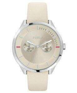 フルラ メトロポリス石英 R4251102547 レディース腕時計