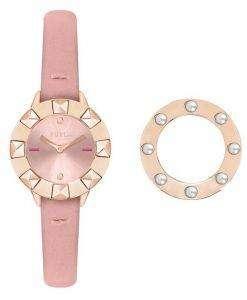 フルラ クラブ水晶 R4251116501 レディース腕時計