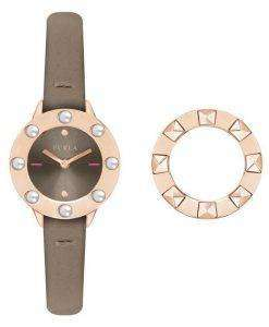 フルラ クラブ水晶 R4251116503 レディース腕時計