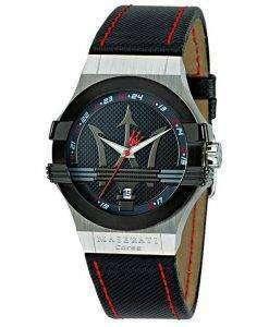 マセラティ ポテンザ アナログ クオーツ R8851108001 メンズ腕時計