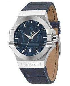 マセラティ ポテンザ アナログ クオーツ R8851108015 メンズ腕時計