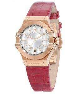 マセラティ ポテンザ アナログ クオーツ R8851108501 レディース腕時計