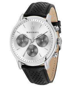 マセラティ刊行物に掲載石英 R8851118009 メンズ腕時計