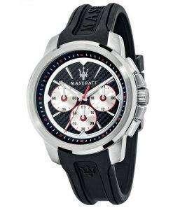 マセラティ Sfida クロノグラフ クォーツ R8851123001 メンズ腕時計