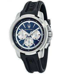 マセラティ Sfida クロノグラフ クォーツ R8851123002 メンズ腕時計