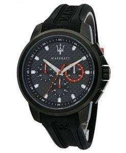 マセラティ Sfida クロノグラフ クォーツ R8851123007 メンズ腕時計