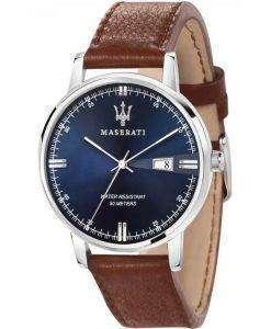 マセラティ Eleganza 石英 R8851130003 メンズ腕時計