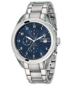 マセラティ Traguardo クロノグラフ クォーツ R8853112505 メンズ腕時計