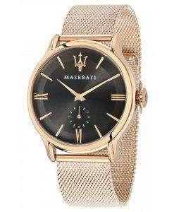マセラティ刊行物に掲載アナログ クオーツ R8853118004 メンズ腕時計