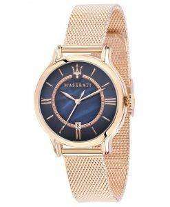 マセラティ刊行物に掲載アナログ クオーツ R8853118503 レディース腕時計