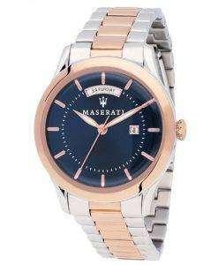 マセラティ Tradizione 石英 R8853125001 メンズ腕時計