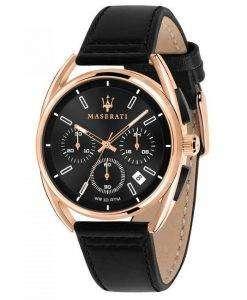 マセラティ Trimarano クロノグラフ クォーツ R8871632002 メンズ腕時計