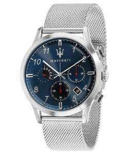 マセラティ Ricordo クロノグラフ クォーツ R8873625003 メンズ腕時計