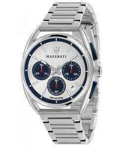 マセラティ Trimarano クロノグラフ クォーツ R8873632001 メンズ腕時計