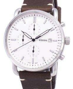 化石通勤クロノグラフ クォーツ FS5402 メンズ腕時計