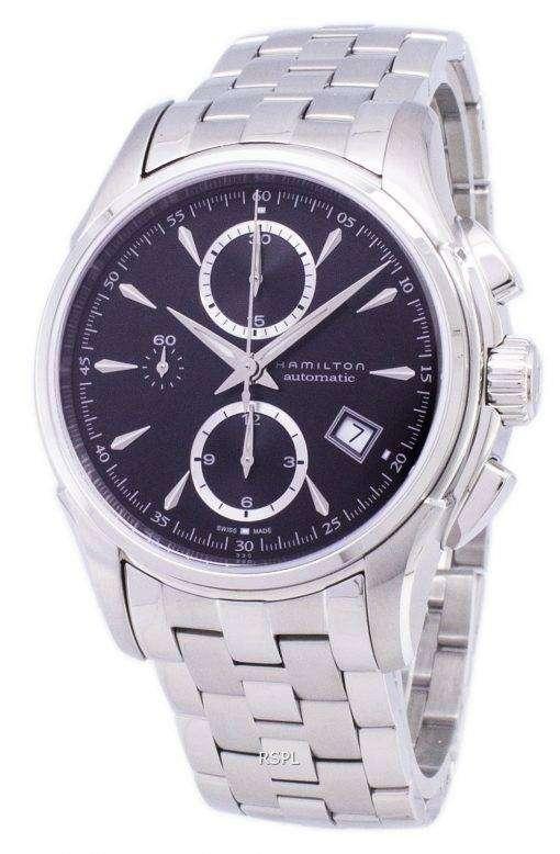 ハミルトン自動巻クロノグラフ H32616133 ジャズ マスター メンズ腕時計