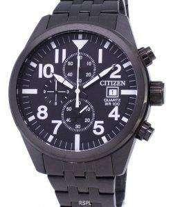 市民クロノグラフ クォーツ AN3625 58E メンズ腕時計