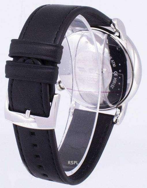 エンポリオアルマーニ クラシック クロノグラフ クォーツ AR1828 メンズ腕時計