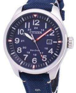 市民エコドライブ アナログ AW5000-16 L メンズ腕時計