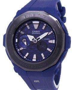 カシオベビー-G 潮汐グラフ アナログ デジタル 200 M BGA-225 G-2 a BGA225G-2 a レディース腕時計
