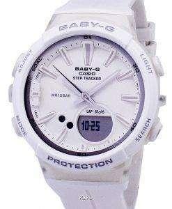 カシオベビー-G ステップ トラッカー アナログ デジタル BGS 100-7A1 BGS100 7A1 レディース腕時計