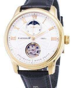 トーマス ・ アーンショウ経度月相自動 ES-8066-03 メンズ腕時計腕時計