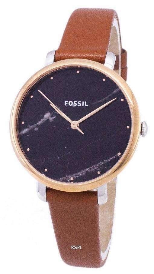 化石ジャクリーン石英 ES4378 レディース腕時計