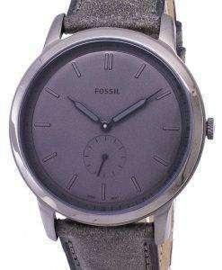 化石のミニマルな石英 FS5445 メンズ腕時計