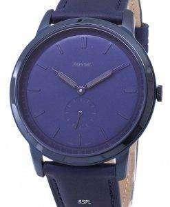 化石ミニマリスト 2 手石英 FS5448 メンズ腕時計