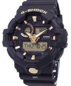 カシオ G-ショック アナログ照明デジタル 200 M GA 710B 1A9 GA710B 1A9 メンズ腕時計