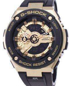 カシオ G-ショック G-鋼アナログ デジタル 200 M GST 400 G 1A9 GST400G 1A9 メンズ腕時計