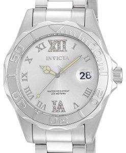 インビクタ Pro ダイバー 12851 アナログ クオーツ 200 M 女性の腕時計