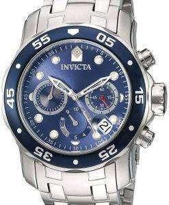 インビクタ Pro 21921 ダイバー クロノグラフ クォーツ 200 M メンズ腕時計