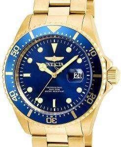 インビクタ Pro ダイバー 22063 プロフェッショナル クォーツ 200 M メンズ腕時計